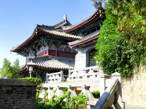 Xiangshan Temple building Royalty Free Stock Photos