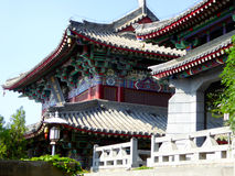 Xiangshan Temple building Royalty Free Stock Images