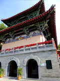 Xiangshan Temple building Stock Photography