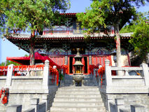 Xiangshan Temple Stock Photography