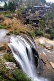 Xiangxi FuRong ancient town Stock Photography