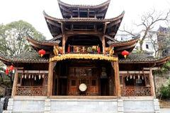 Xiangxi FuRong ancient town Stock Photos