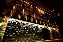 Xiangxi FuRong antyczny miasteczko Obrazy Royalty Free