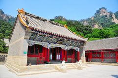Xiangyan Temple stock images