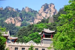 Xiangyan Temple Royalty Free Stock Image
