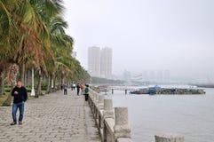 Xiangzhou Fishing port Royalty Free Stock Image