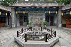 Xiangzi Temple, Xi'an Royalty Free Stock Images