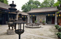 Xiangzi Temple, Xi'an Royalty Free Stock Image