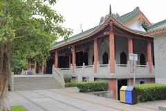 xianxian广州& x28崇拜的大厅;salaf & x29;清真寺 库存图片