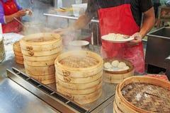 Xiao Long Bao in Kaohsiung, Taiwan Stock Images