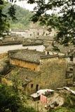 Xiaodi, Landschaftdorf in der Südchina Lizenzfreie Stockfotografie