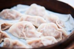 Xiaolongbao, вареники супа, bao Xiao длинное, китайская тусклая сумма Стоковое фото RF