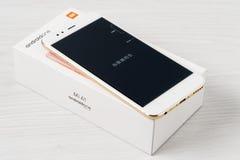 Xiaomi MI A1 Photographie stock
