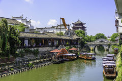 Xiaonan River royalty free stock photo