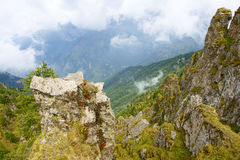 Xiaowutai Mountain scenery Royalty Free Stock Photography