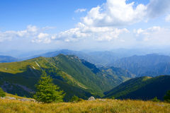 Xiaowutai Mountain scenery Stock Images