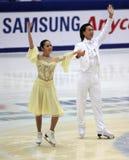 Xiaoyang YU & Chen WANG (CHN) Stock Images