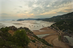 Xiapu Beach of Fujian, China. Royalty Free Stock Photos