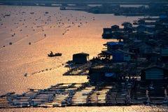 Xiapu-Landschaft Lizenzfreies Stockbild