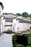 Xidi Village Bridge Royalty Free Stock Photos