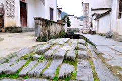 Xidi Village Bridge Royalty Free Stock Image