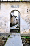 Xidi Village House Stock Image