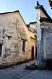 Xidi Village House Stock Photo