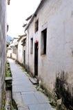 Xidi Village Lane Stock Image