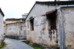 Xidi Village Lane Stock Photo