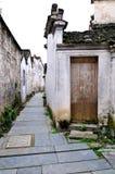 Xidi Village Lane Stock Images