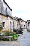 Xidi Village Lane Royalty Free Stock Images
