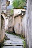 Xidi Village Lane Royalty Free Stock Photo