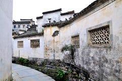 Xidi Village Lane Royalty Free Stock Image