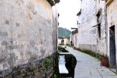 Xidi Village Lane Stock Photos