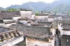 Xidi Village Royalty Free Stock Photos