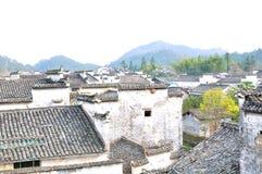 Xidi Village Stock Photography