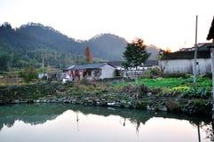 Xidi Village Royalty Free Stock Photography