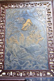 Xidi Village woodcarving Royalty Free Stock Image