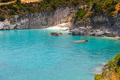 Xigia στο νησί της Ζάκυνθου, Ελλάδα Στοκ φωτογραφία με δικαίωμα ελεύθερης χρήσης