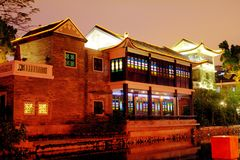 Xiguan House in Guangzhou China stock image