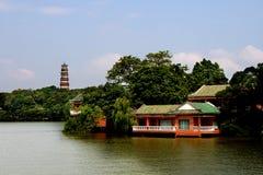 Xihu di Huizhou Fotografie Stock