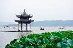 XiHu Royalty Free Stock Images