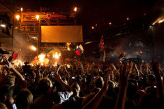 XIII international байк-show Royalty Free Stock Photo