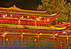 Xijiang royaltyfria foton