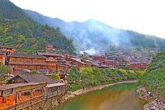 Xijiang arkivbild