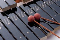Xilófono Imagen de archivo libre de regalías