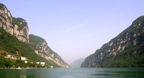 Xiling Gorge Lizenzfreie Stockbilder