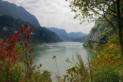 Xiling gorge scenery Stock Image