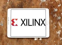 Xilinx公司商标 免版税库存图片