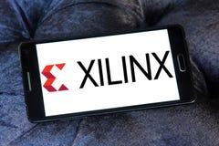Xilinx公司商标 库存图片